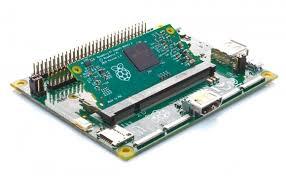 Raspberry Pi Module 3